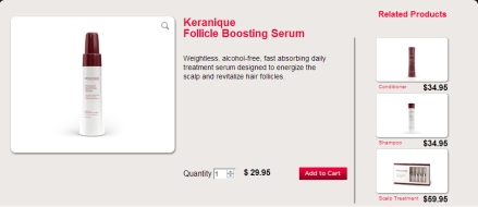 Keranique Follicle Boosting Serum