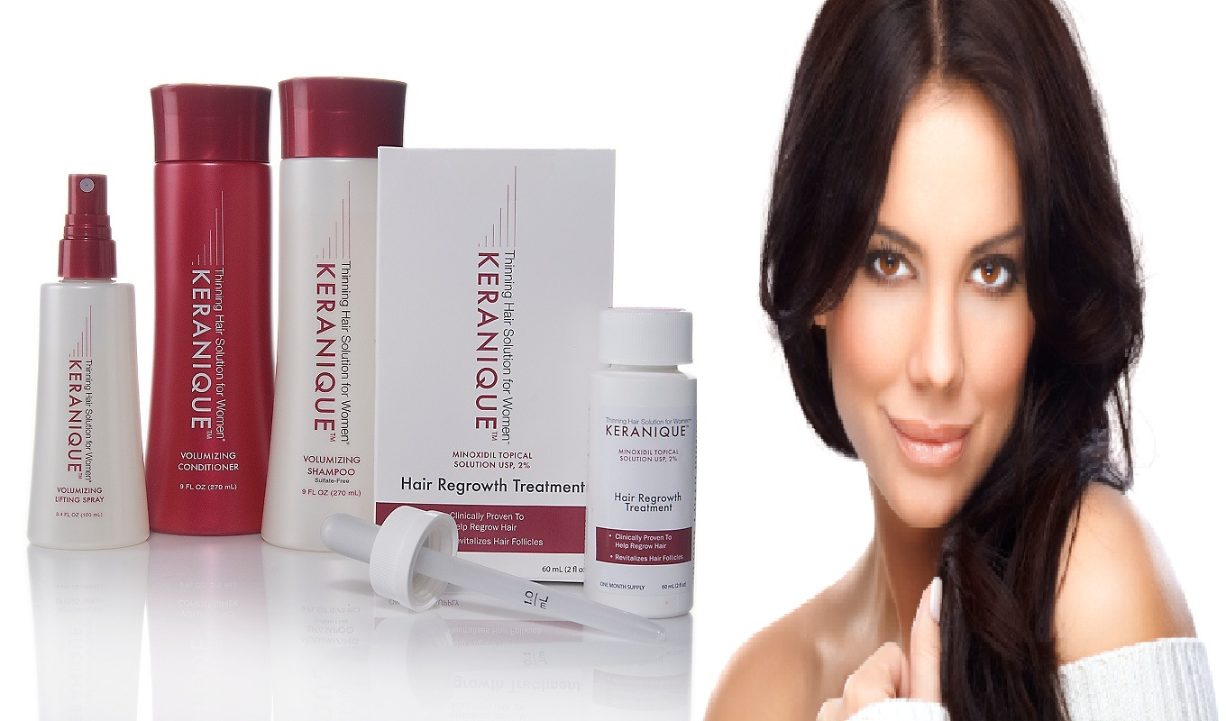 Hair Regrowth Products Two Points To Consider Keranique
